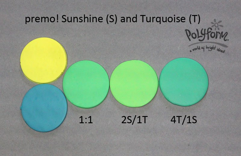 New Color Tuesday - A Little Sunshine In My Life Pt 4