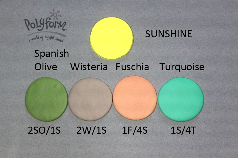 New Color Tuesday - A Little Sunshine in My Life Pt 5