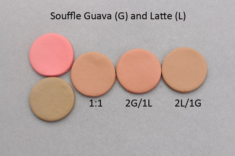 New Color Tuesday! Doing the Guava Pt 3