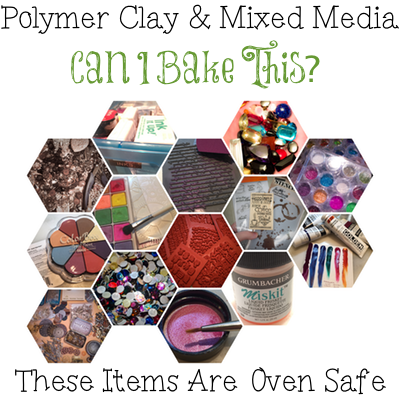 Bakeable Mixed Media Products