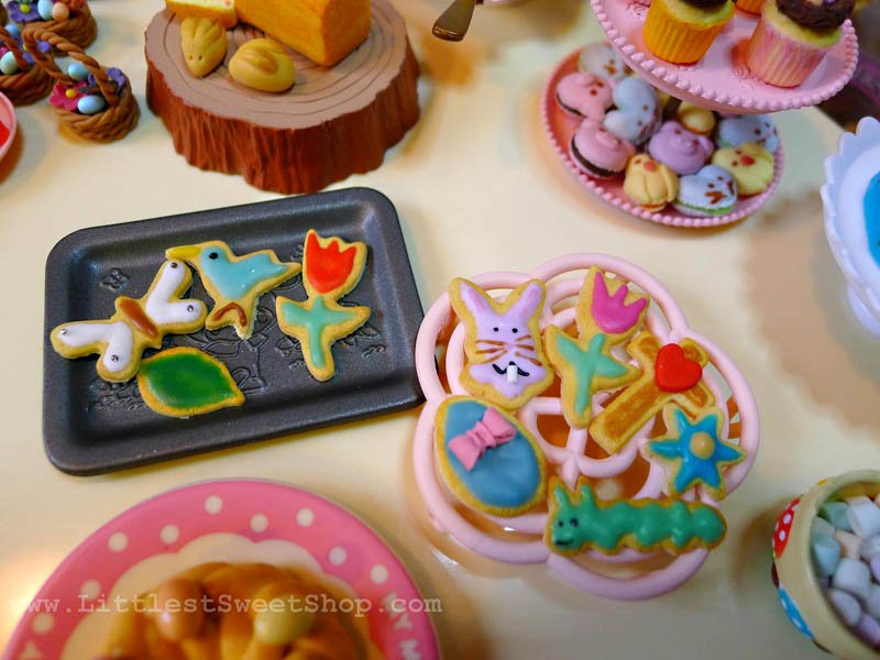 Iced Sugar Cookies using Premo Cutters