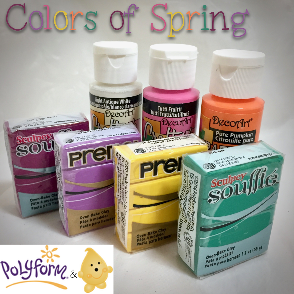 Colors of Spring are Bold, Vivid, & Bright!