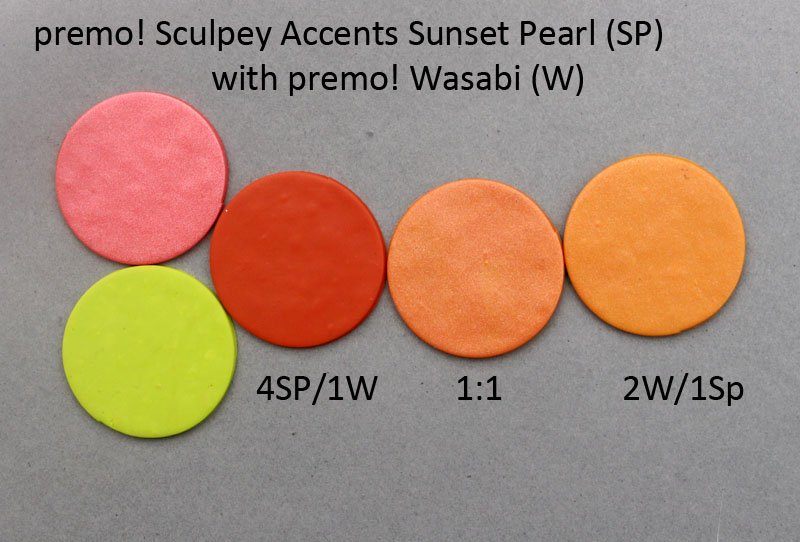 New Color Tuesday! It's All About the Sunset Pt 4