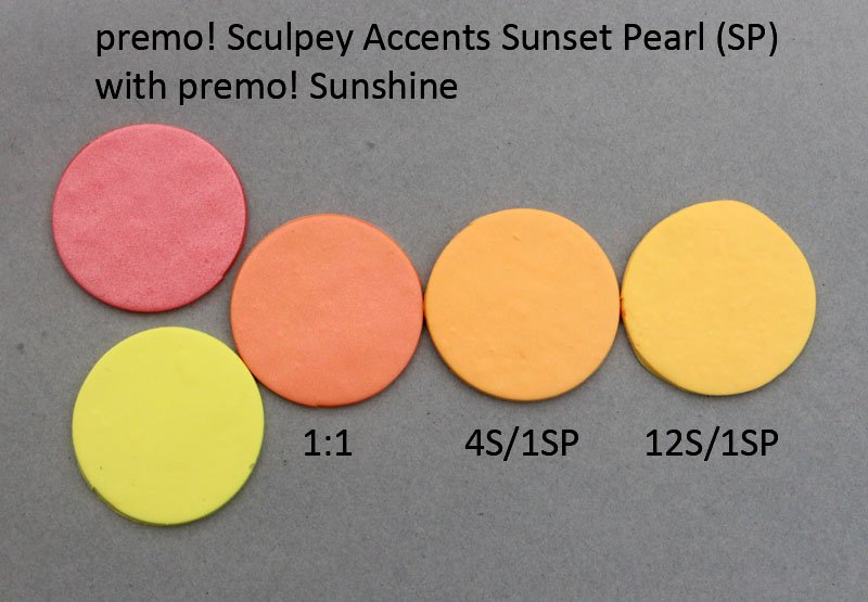 New Color Tuesday! It's All About the Sunset Pt 2