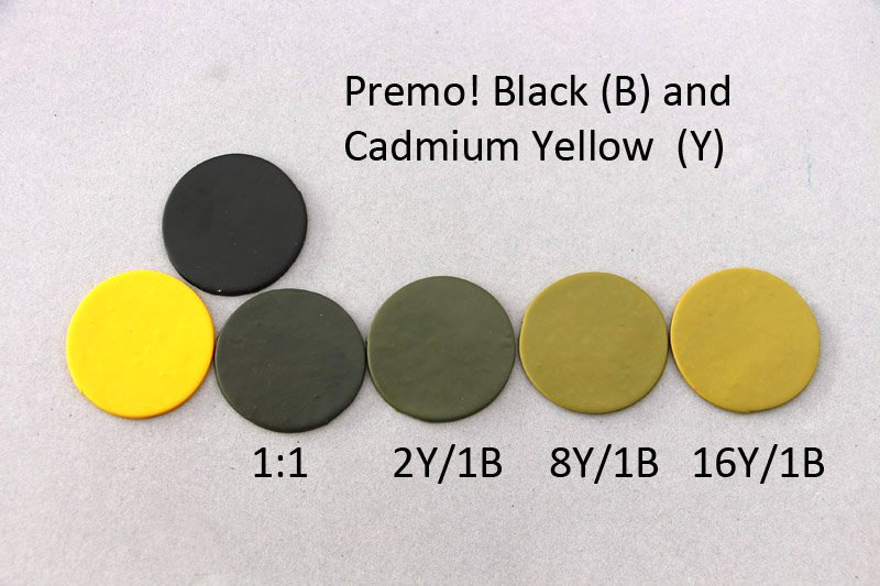 New Color Tuesday-Fade to Black