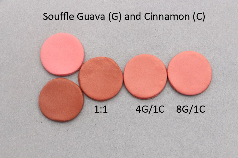 New Color Tuesday - Doing the Guava Pt 1