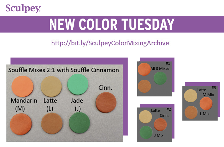 New Color Tuesday - Going Back to My Roots Pt 4
