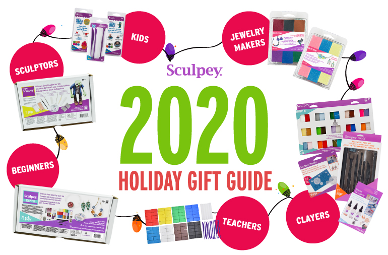 2020 Gift Guide for Clay Creatives and Crafters