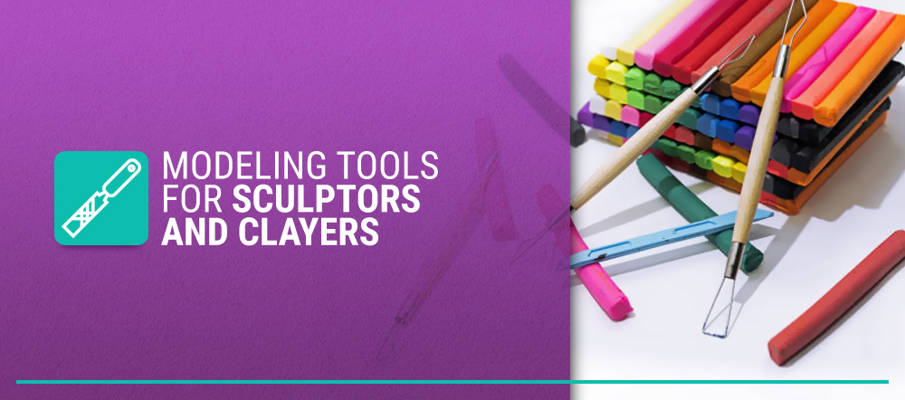Modeling Tools for Sculptors and Clayers