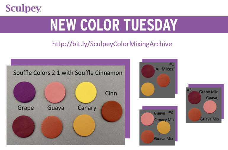 New Color Tuesday- syn's 2020 Picks