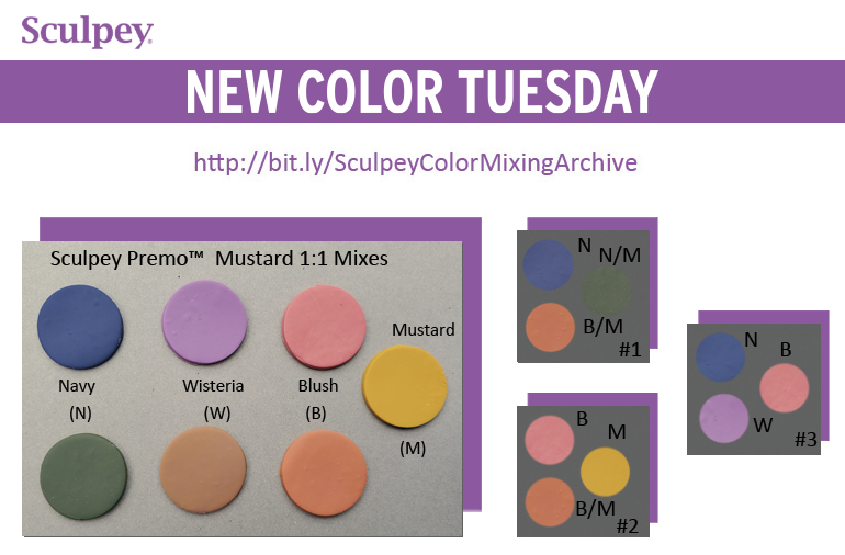 New Color Tuesday-syn's 2020 Favorite Mixes - Pt 5