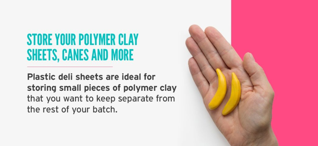 Store Your Polymer Clay Sheets, Canes and More