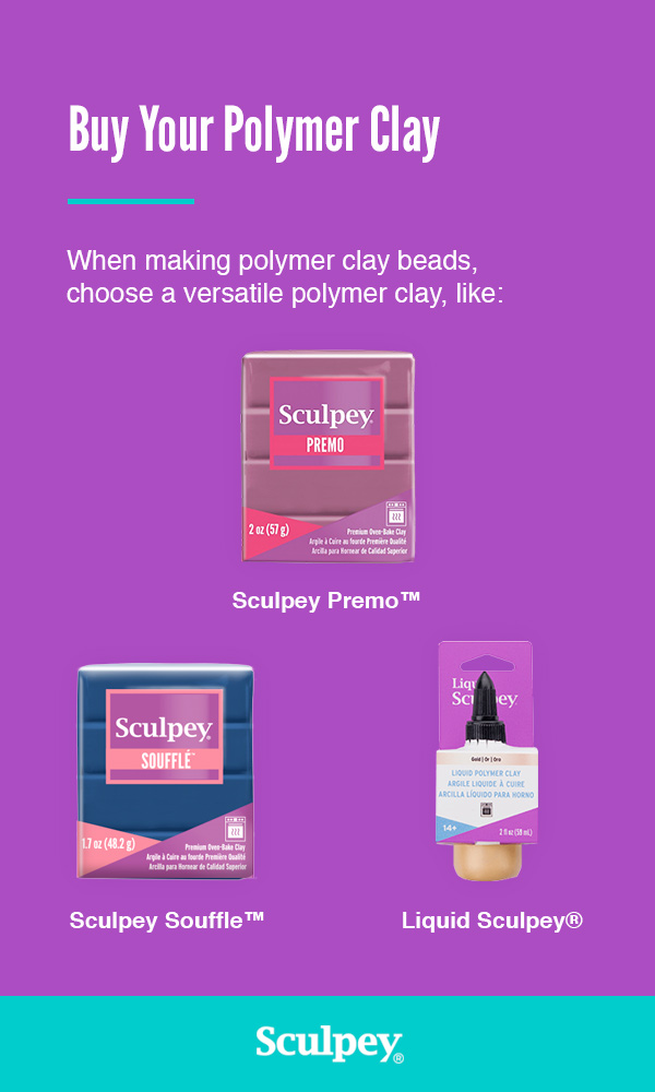 Buy Your Polymer Clay
