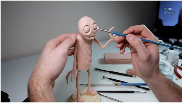 Sculpting Tips with Ace of Clay