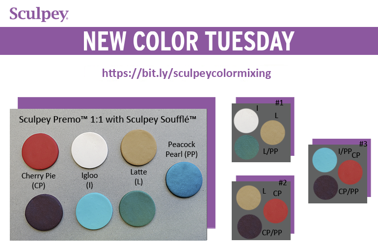New Color Tuesday! Peacock Pearl Mix Highlights Pt 4